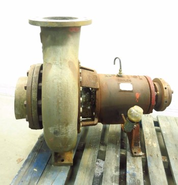 GOULDS 3196XLT 8X10 2-3/8 IN STAINLESS CENTRIFUGAL PUMP