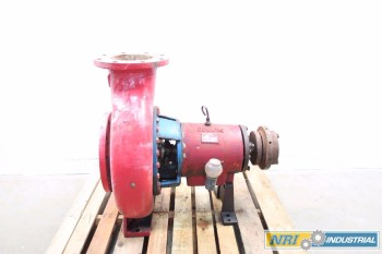 GOULDS 3196XLT 8X10-15G 2-3/8 IN STAINLESS CENTRIFUGAL PUMP