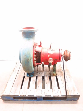 GOULDS 3196XLT 8X10-15 2-3/8 IN STAINLESS CENTRIFUGAL PUMP
