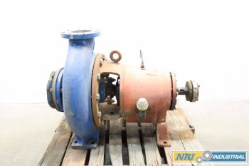 GOULDS 3175M 6X8-18 2-3/8 IN STEEL CENTRIFUGAL PUMP