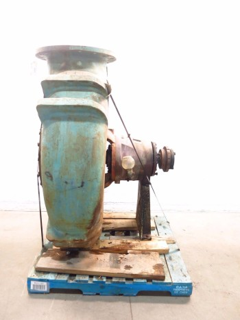 GOULDS 3175L 18X18 3-3/8 IN STAINLESS CENTRIFUGAL PUMP