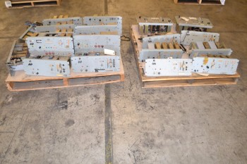2 PALLETS OF GE TRANSMITTERS AND RECIEVER ASSEMBLYS