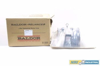BALDOR IDNM3661T 3 HP ELECTRIC MOTOR