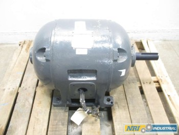 GENERAL ELECTRIC 5K1365TR1 20 HP AC ELECTRIC MOTOR
