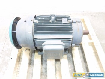 WEG 25 HP AC ELECTRIC MOTOR
