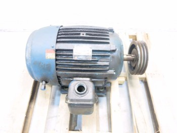 US MOTORS 25 HP AC ELECTRIC MOTOR
