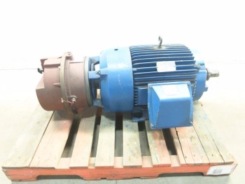 RELIANCE 20 HP AC ELECTRIC MOTOR