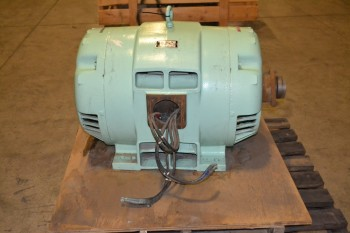 GE MOTOR 18F022X037H1 200HP, 460V, 444TS, 3PH, 3560RPM