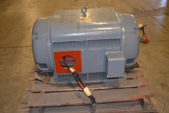 MOTEUR INDUCTION MOTOR B449TS-DBZEA 250HP, 1779RPM, 2300V