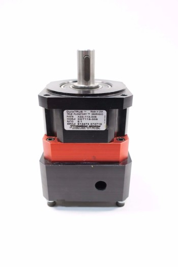 THOMSON MICRON XDT115-005 5:1 GEAR REDUCER