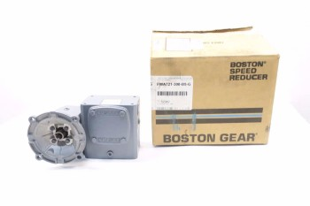 BOSTON GEAR FWA721-300-B5-G GEAR REDUCER