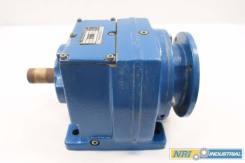 DAVID BROWN M042216.BANR1 16:1 HELICAL GEAR REDUCER