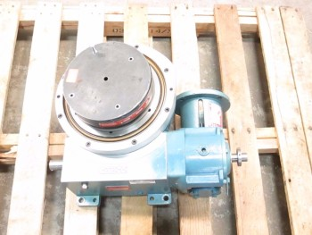 CAMCO MSHV55741-7C 902RDM0H32-360 15:1 WORM GEAR REDUCER
