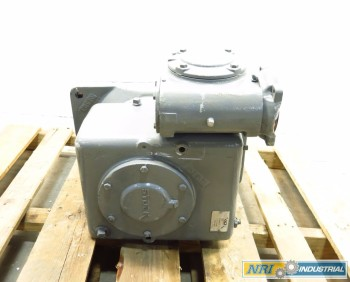 STOCK C19985-4 7/8 200:1 WORM GEAR REDUCER