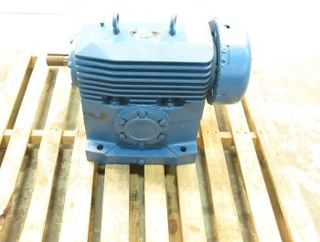 FOOTE JONES HYP-0-7-1 61:1 WORM GEAR REDUCER