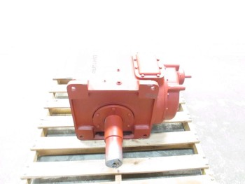 ABB 4AP ENCLOSED DRIVE 104.93:1 WORM GEAR REDUCER
