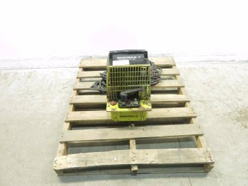 ENERPAC PEM2022 HUSHH-PUP PUMP HYDRAULIC SYSTEM