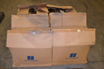 1 PALLET OF OKABASHI TORINO SANDALS, SIZES 7-10 1/2