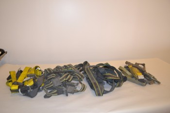 LOT OF ASSORTED SAFETY EQUIPMENT