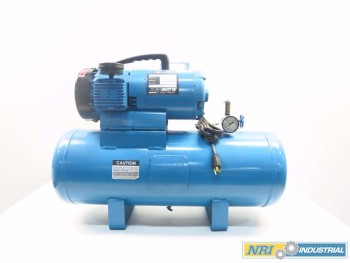 PNEUMOTIVE GH-505-PS 160658 50PSI AIR COMPRESSOR