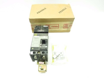 SQUARE D 20 AMP CIRCUIT BREAKER