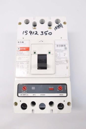 EATON KD2400F 400 AMP CIRCUIT BREAKER