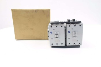 ALLEN BRADLEY 60 AMP REVERSING AC CONTACTOR