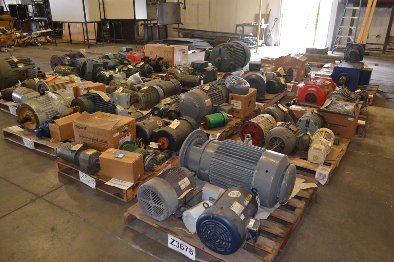 NRI Industrial Sales Inc. for event Online Liquidation of Surplus Maintenance, Repair and Operational Equipment