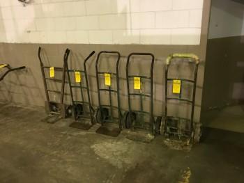 6 Hand Carts