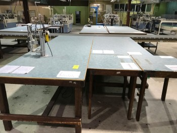 Sorting Tables Lot of 4