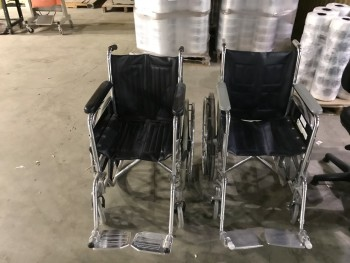 Two Wheel Chairs