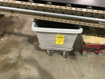 Small tub cart
