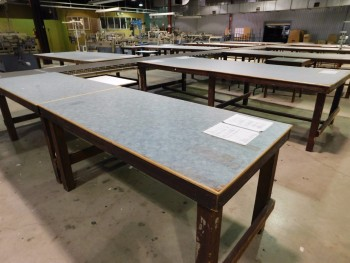 Sorting tables Lot of 3