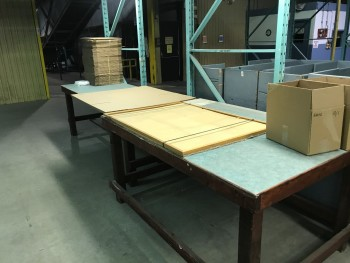 Lot of 3 Tables