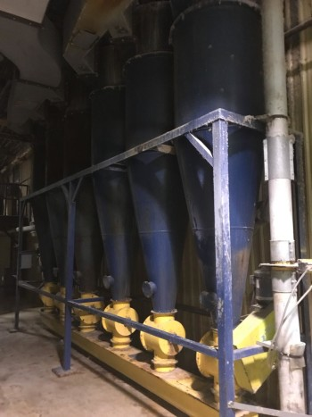 Dust Collector Filtration System
