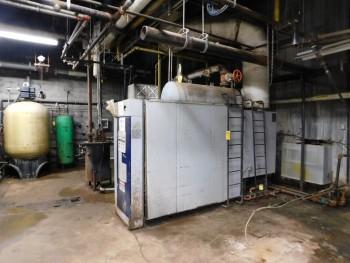Boiler#2 Model LX-200 Miura 200hp