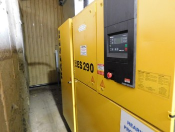 Kaesar 200hp ES290 2002    103,691 hours