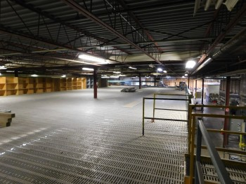11,900 Sq ft of Mezzanine