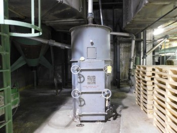 Abington Air Cleaner Dust Collection