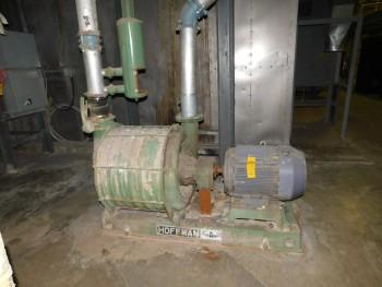 Hoffman Motor Driven Vacuum System