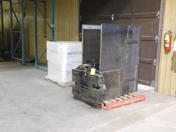 Hydraulic Powered  Forklift Attachment