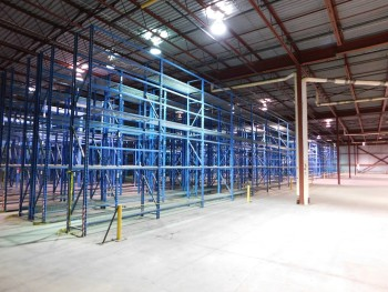 24 Sections of Light Duty Racking  30 \
