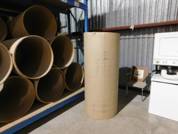Small Round cardboard tubes