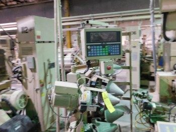1998 Tsudakoma 210 cm ZAX Air Jet Looms with air tuckers