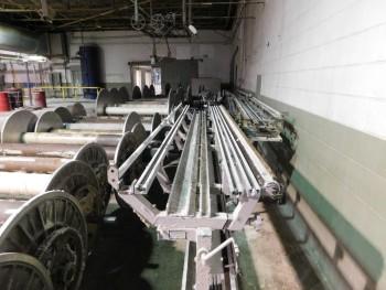 Uster 2.8 meter Knotter Frame