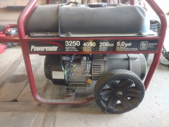 Powermater portable generators (2)