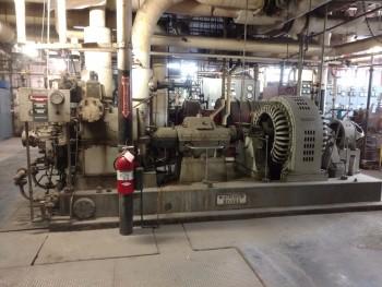 400 kW Turbine Generator