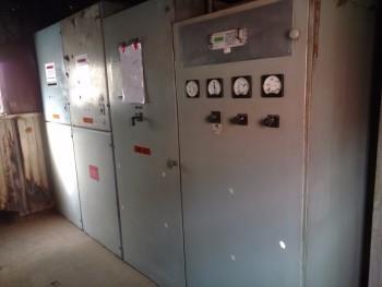 15 kV switchgear