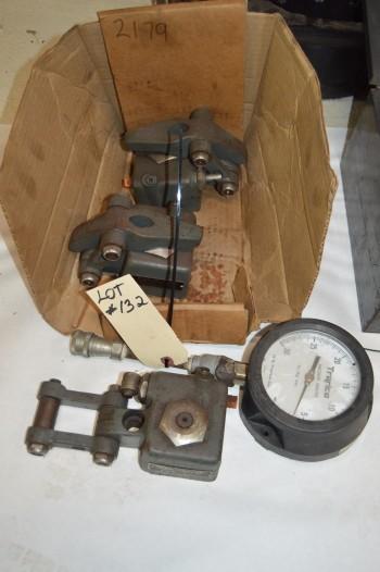 fixtures and valve