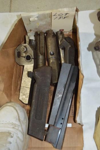 tool holders & Spade drills